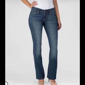 DENIZEN® from Levi's Mid-Rise Bootcut Jeans